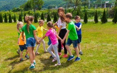 Kreatív táncos mesetábor: nyári élmények 5-10 évesek számára