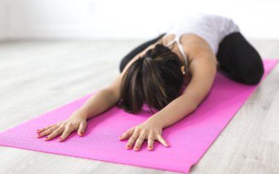 Szánj időt magadra: kezdő jóga online az Impulzban